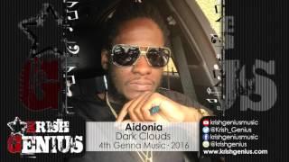 Aidonia - Dark Clouds [Non Smile Riddim] March 2016
