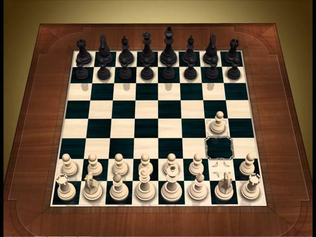 Самый быстрый мат в шахматах -