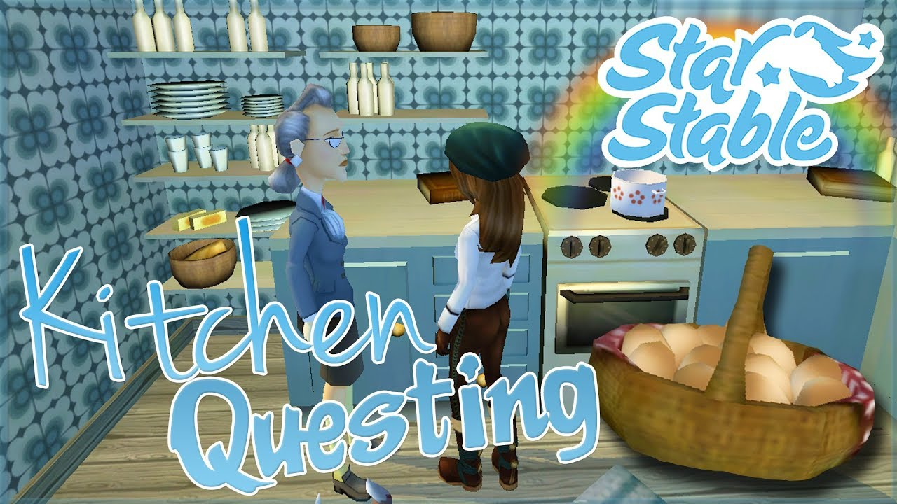 Cooking Up Some Kitchen Quests!! • Star Stable: 6th Birthday ...