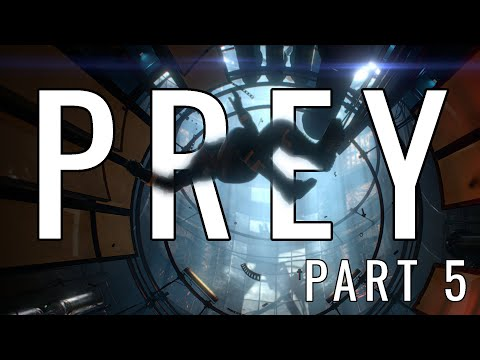 MORGAN TANK | Prey (2017) Playthrough Let's Play - Part 5 thumbnail