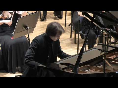 Ravel Piano Concerto, 2nd Movement (Mihkel Poll)