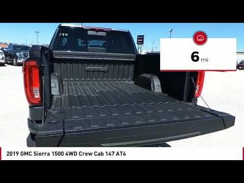 2019 GMC Sierra 1500 San Angelo TX G19468