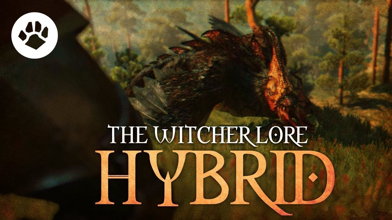 What Are Hybrids The Witcher 3 Lore