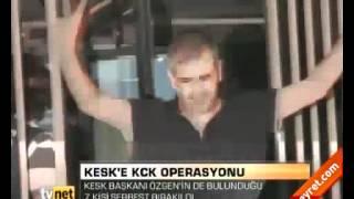 Kesk'e Kck Operasyonu