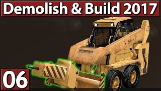 BAGGERN KANNER ► Demolish and Build Simulator #6