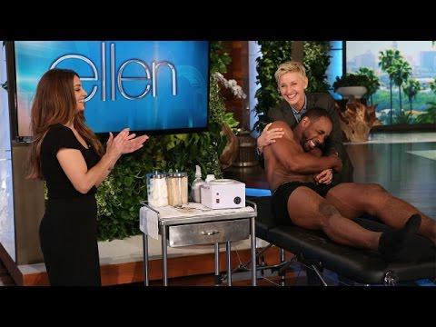 Ellen's Hot Guys: Resident Hunks Nick the Gardener & tWitch