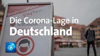 Corona-Lage in Deutschland: Neuer Höchstwert bei Neuinfektionen