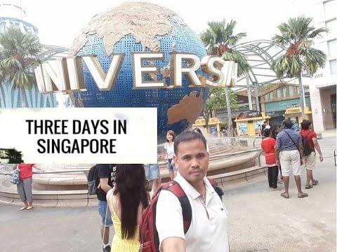 My Singapore Tour - 2017