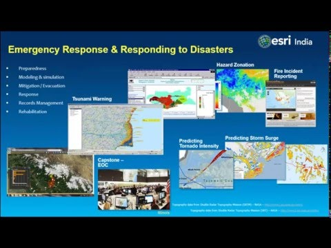 Webinar Recording- GIS for Smart Cities