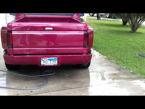 1994 ford flare side 351w - YouTube