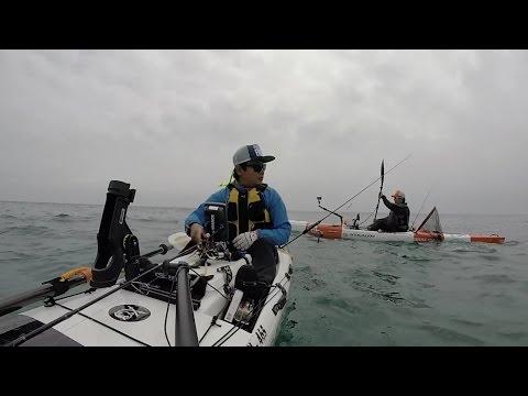 kayak fishing _ stealth evolution 465 _150621 O-san port.