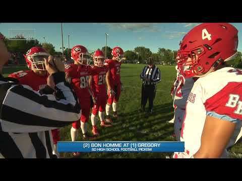 Midco Sports Tonight - Friday Night High School Football Preview 9/22/17