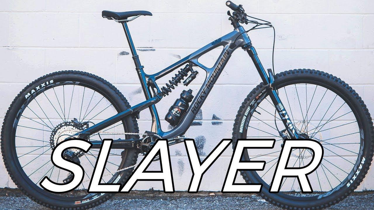 Slayer Tour Dates 2020.The New Rocky Mountain Slayer