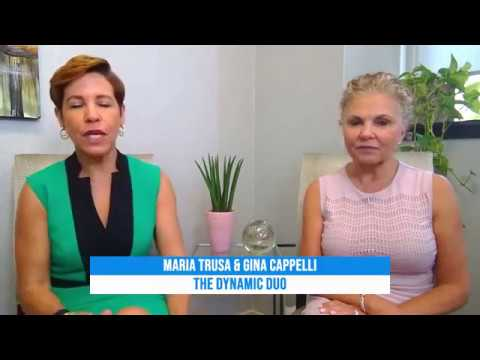 Reflect and Reset with Maria and Gina, Marketing and PR During Covid