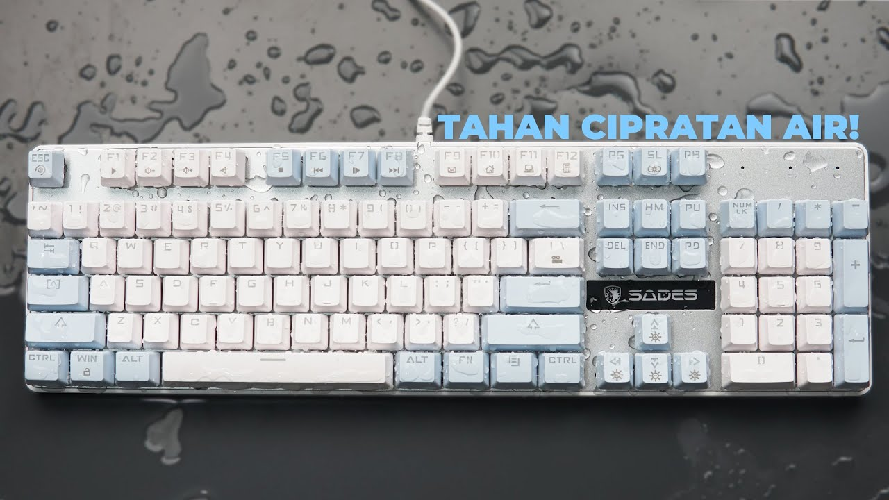 Review Vortexseries Vx7 Mechanical Keyboard Tkl Gaming Terbaik Dengan Outemu Brown Switch的youtube视频效果分析报告 Noxinfluencer