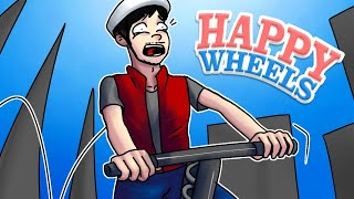 Ovaj put smo MALO PRETERALI! - Happy Wheels