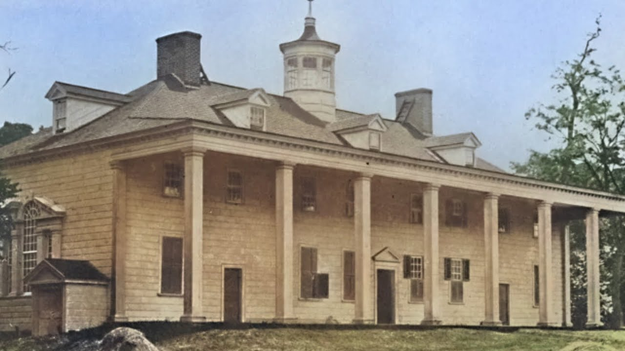 Washington's Mount Vernon Has A Seriously Twisted History