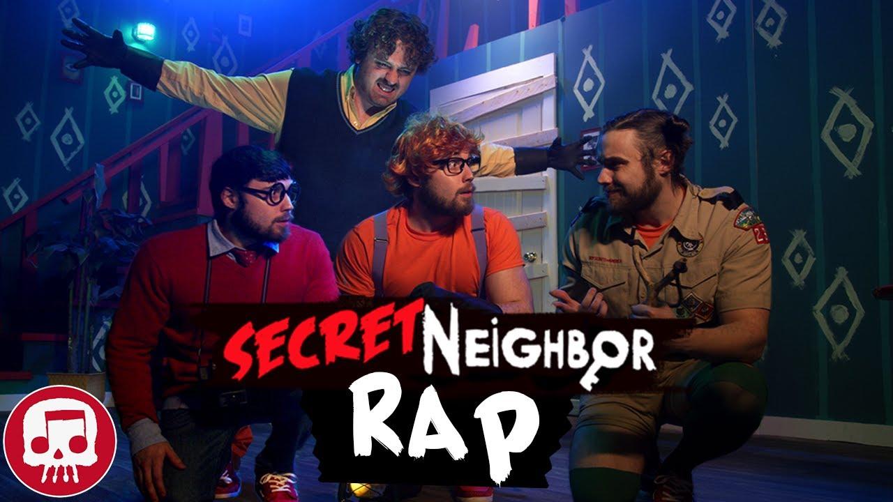 SECRET NEIGHBOR RAP by JT Music -