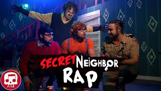 "SECRET NEIGHBOR RAP by JT Music - ""No Keepin' Secrets"" (LIVE ACTION)"