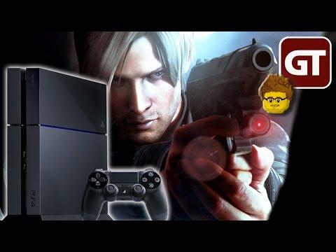 Viel besser als früher! RESIDENT EVIL 6 auf PS4 bei »Hey Fritz, spiel mal...«   Gameplay   German