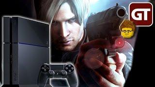 Viel besser als früher! RESIDENT EVIL 6 auf PS4 bei »Hey Fritz, spiel mal...« | Gameplay | German
