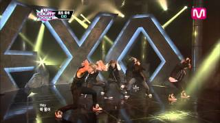 Repeat youtube video EXO_Inrto + 늑대와 미녀 (Intro + Wolf by EXO@Mcountdown 2013.5.30)