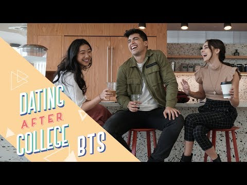 """Behind the Scenes of """"Dating After College"""" Pt. 3 - Production"""