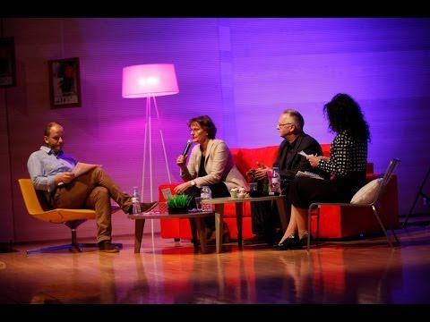 Discussion with Francine Houben and John Kieffer - Future Library Unconference 2013