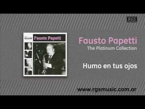 Fausto Papetti - Humo en tus ojos