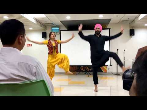 Amazing Dance Performance by IBMers
