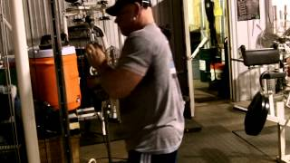 Elitefts.com: Mountain Dog Chest Training - Tricep Superset