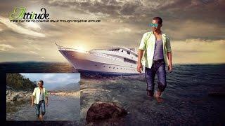 Picsart photo manipulation | Attitude me rehne ka | Picsart editing  tutorial by MMP PICTURE