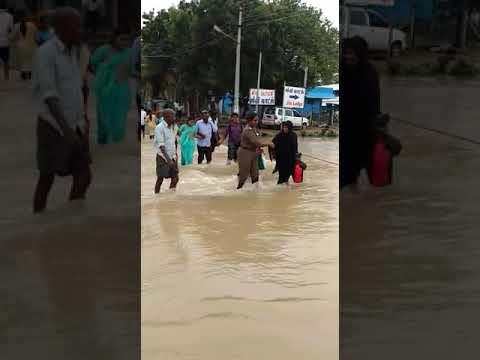 Atthankarai pallivasal. ..sema rain