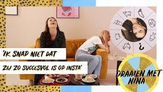 Is NOOR / QUEEN OF JETLAGS ooit vreemdgegaan? || Draaien met Nina #12 || NINA WARINK