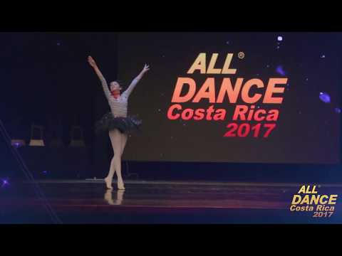 ALL DANCE COSTA RICA 2017 - CODIGO 19