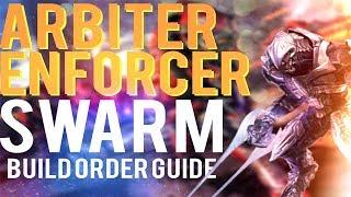 Halo Wars 2: Arbiter - Enforcer Swarm Build Guide