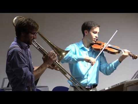 Come Thou Fount of Every Blessing -- Instrumental - TGM Austria