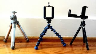 Best Phone Tripod: How I Film My Videos(In this video, I talk about how I film my videos with my phone tripod and my Galaxy S4. Link to the tripod: ..., 2014-06-13T21:45:05.000Z)