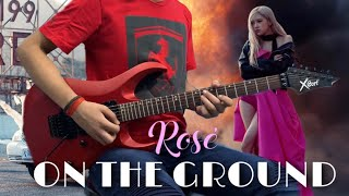 """What if ROSÉ's """"ON THE GROUND"""" was made on Electric Guitar 