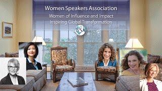 Women Leaders: Alysa Rushton, Marilyn Wilson, Taayla Mark and Niobe Weaver