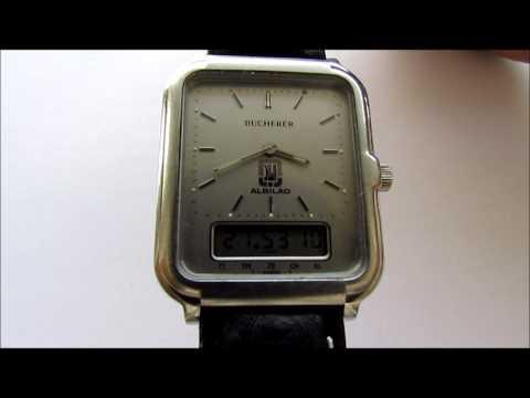 Bucherer Watch Company Logo Albilad