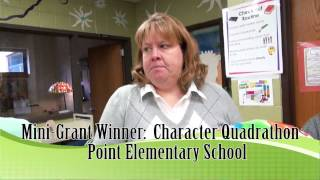 Point Mehlville-Oakville Foundation Mini-Grant Prize Patrol Character Quadrathon Thumbnail
