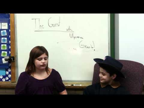 Ulysses S. Grant Interview