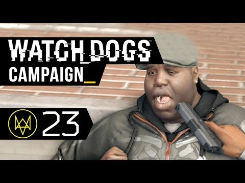 Watch Dogs Walkthrough Part 23 - Planting A Bug (Act 2, Mission 14 - PC 1080p ULTRA HD)