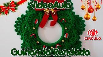 Natal Em Croche