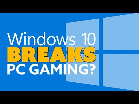 Windows 10 BREAKS PC Games? - The Know Game News