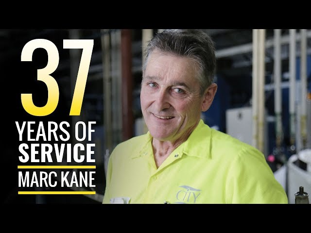 37 Years of Service: Marc Kane