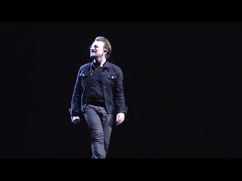 In God's Country - U2 - Cleveland, Ohio - July 1, 2017 - Joshua Tree Tour