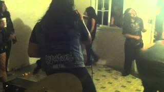 Casket Crusher - Funeral Rites (Sepultura Cover) Live