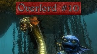 Let's Play Overlord, Ep. 10 - Moist Hallows (Blue Hive)